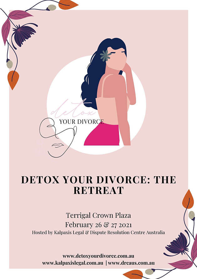 The Divorce Coach Sara Davison | Break-up Recovery Retreat